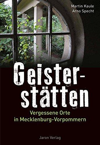 Geisterstätten Mecklenburg-Vorpommern